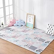 Tapete Infantil Alfombra Creeping Baby Carpet