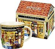 Taza de porcelana Antiques Shop