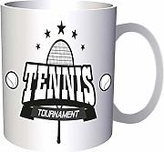 Tennis Tournament 330 ml taza ee986