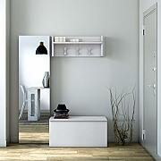 Terraneo Hallway - Panel Perchero de Pared con