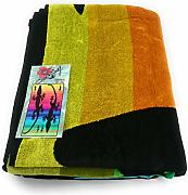 TEXTURAS SUN/&SURF Toalla Playa 414 B 95x175 SINGLE MULTICOLOR