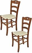 Tommychairs sillas de Design - Set de 2 Sillas