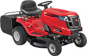 Tractor cortacésped SMART RC 125 MTD. Ideal para