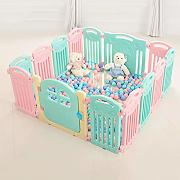 Unisex Parque de Bebe, Baby Playpen Kids Activity