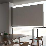 vidaXL Toldo lateral retráctil para patio 140x300