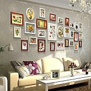 Wall Living Room Photo Frame Wall, Creative Wall