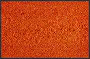 Wash+Dry - Alfombra Burnt Orange 50x75, Naranja