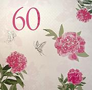 White Cotton Cards pdr60 60 Rosa Rosas Hecha a