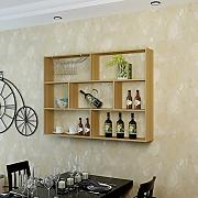 Wine rack Clothes UK- Creative Wall Hanging Wine