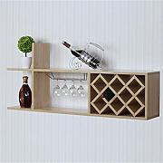 Wine rack Clothes UK- Estante Colgante de Pared