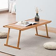 X-L-H Relaxdays Bamboo Bed Tray, Escritorio