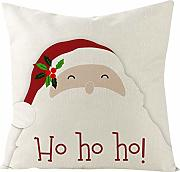 Xinantime 2020 Merry Christmas Pillow Cases Fundas