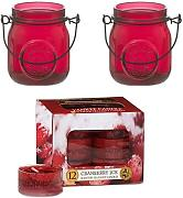 Yankee Candle – Cranberry Ice Velas