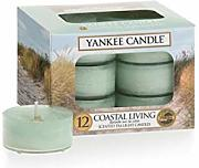 YANKEE CANDLE Velas Tea Light, Vivir en la Costa,