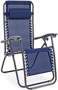 Yes Everyday Firenze - Silla tumbona, color azul