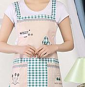 Yetta KITCHEN 1PC Cute 2 Pocket Delantal Adulto