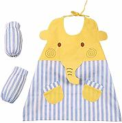 Yetta KITCHEN Delantal infantil estampado elefante