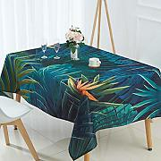 yuangong Simple Tropical Banana Leaf Mantel
