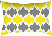 YWLINK 1PC Amarillo Rectangular Moda Simple