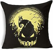 Zenmoce Cojines Sofas The Nightmare Before Cushion